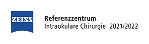 Zeiss Referenzzentrum Intraokulare Chirurgie